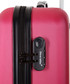 Fuchsia upright suitcase 48cm Sale - steve miller Sale