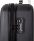 Black upright suitcase 48cm Sale - steve miller Sale