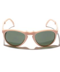 White sea foldable sunglasses