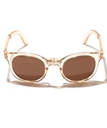 Samoa Crystal taupe sunglasses