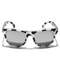Kauai Crystal black flecked sunglasses