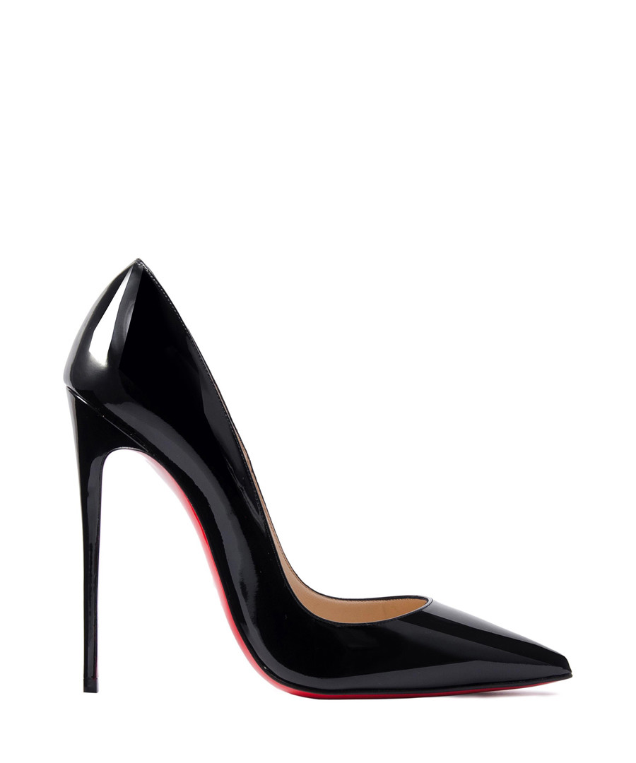 So Kate 120 black patent stilettos Sale - christian louboutin