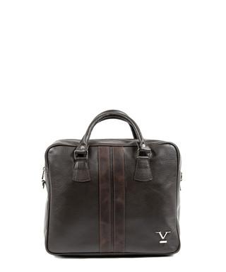 7ba11e5c8a Brown calfskin messenger bag Sale - VERSACE 1969 ABBIGLIAMENTO SPORTIVO SRL  MILANO ITALIA Sale