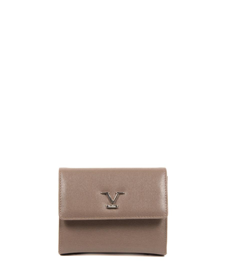 Taupe leather cross body Sale - v italia by versace 1969 abbigliamento sportivo srl milano italia