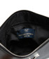 Black leather logo zip-top clutch bag Sale - v italia by versace 1969 abbigliamento sportivo srl milano italia Sale