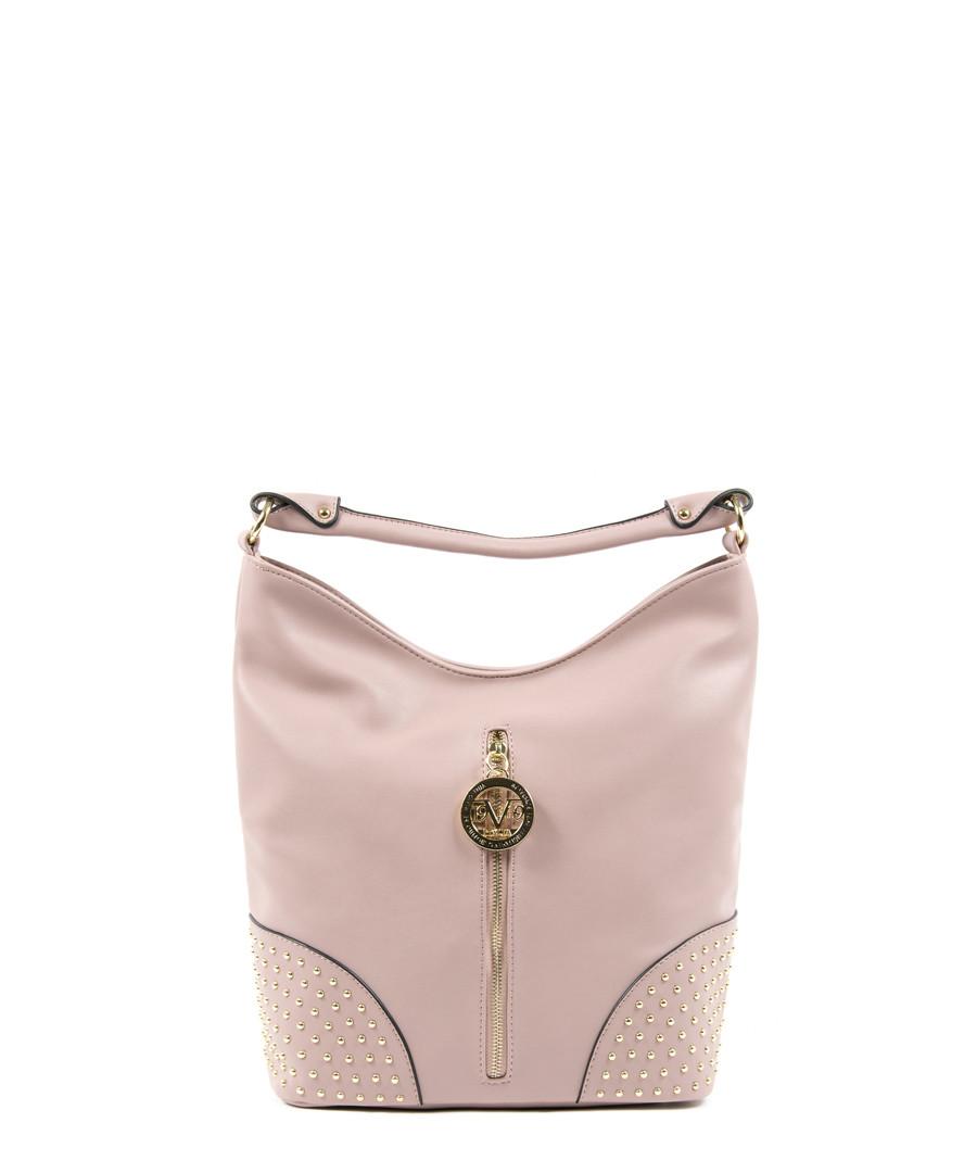 Light purple studded slouch bag Sale - V ITALIA BY VERSACE 1969 ABBIGLIAMENTO SPORTIVO SRL MILANO ITALIA