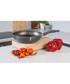 Black aluminium stirfry pan 28cm Sale - Domo Sale