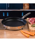 Cook & Pour steel round grill pan 28cm Sale - Thomas Sale
