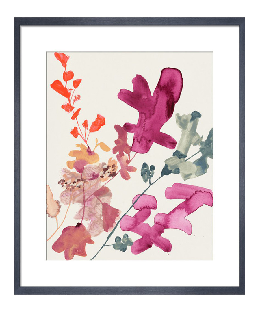 Pinks II framed print Sale - The Art Guys