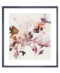 Wildflower Study II framed print