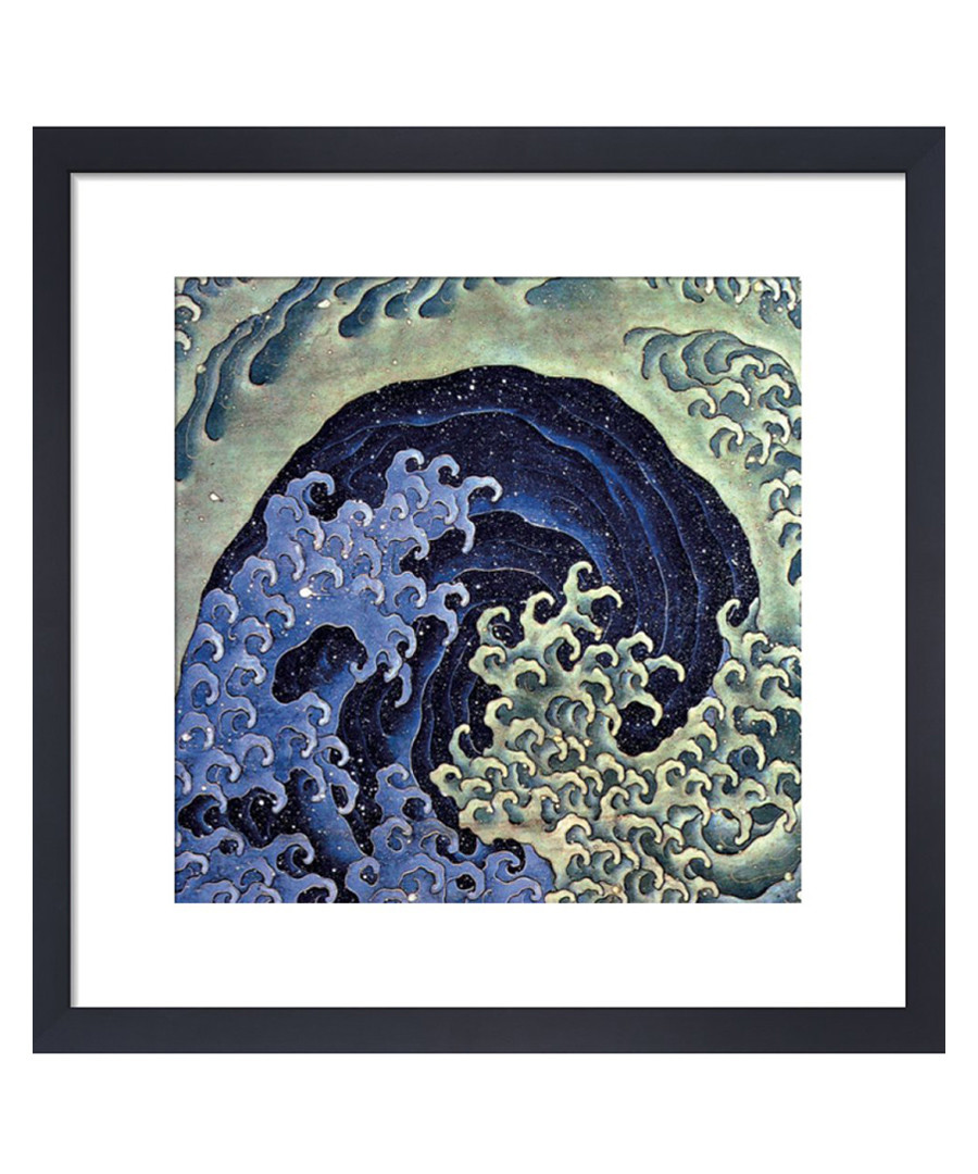 Feminine Wave framed print Sale - The Art Guys