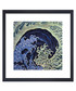 Feminine Wave framed print Sale - The Art Guys Sale