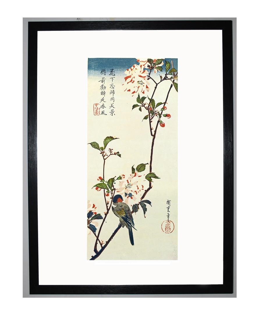 Blossom Branch framed print Sale - The Art Guys