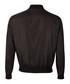 Black zip-up branded bomber jacket Sale - versace collection Sale