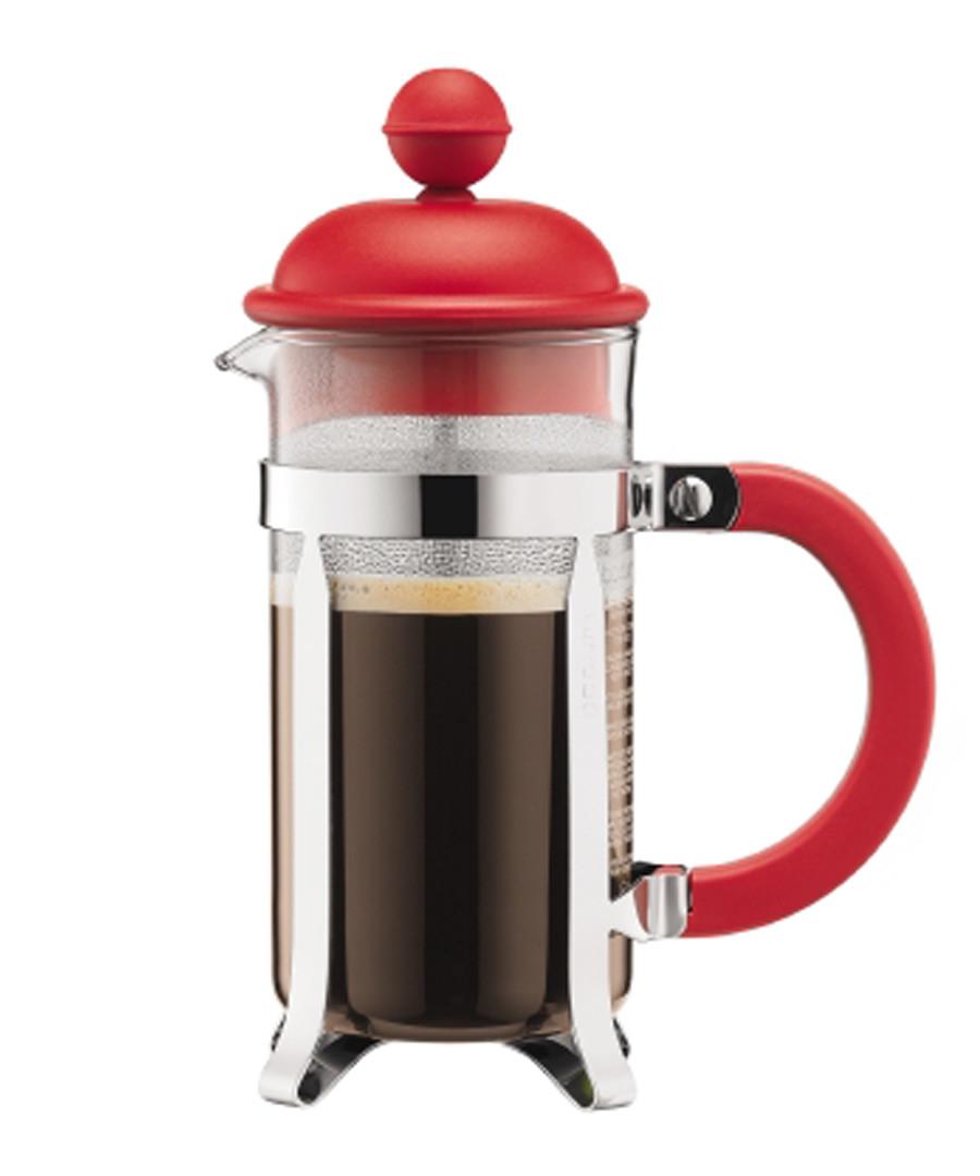 Red coffee press 1L Sale - Bodum