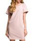 Powder scoop neck mini dress Sale - made of emotion Sale