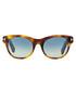 Havana & blue gradient sunglasses Sale - tom ford Sale