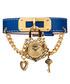 Seagate blue leather watch  Sale - rebel Sale