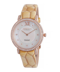 Ribe mother of pearl watch