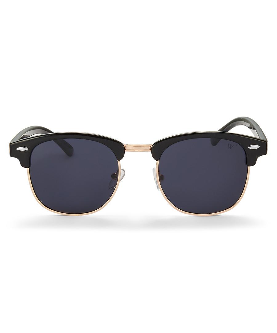 Apollo black & gold-tone sunglasses Sale - winstonne