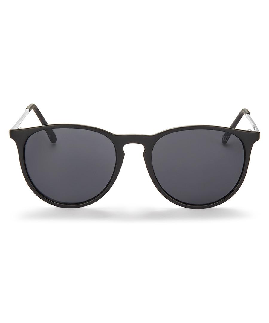 Humphrey matte black sunglasses  Sale - winstonne