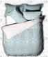 Chatsworth blue king duvet set  Sale - riva paoletti Sale