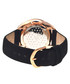Rose gold-tone & black watch Sale - sophie & freda Sale