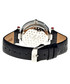 Black leather moc-croc floral watch Sale - sophie & freda Sale