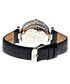 Black leather moc-croc print watch Sale - sophie & freda Sale