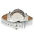 White leather moc-croc print watch Sale - sophie & freda Sale