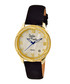 Black & gold-tone crystal watch Sale - sophie & freda Sale
