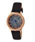 Black & rose gold-tone steel watch Sale - sophie & freda Sale