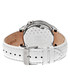 White leather moc-croc crystal watch Sale - sophie & freda Sale