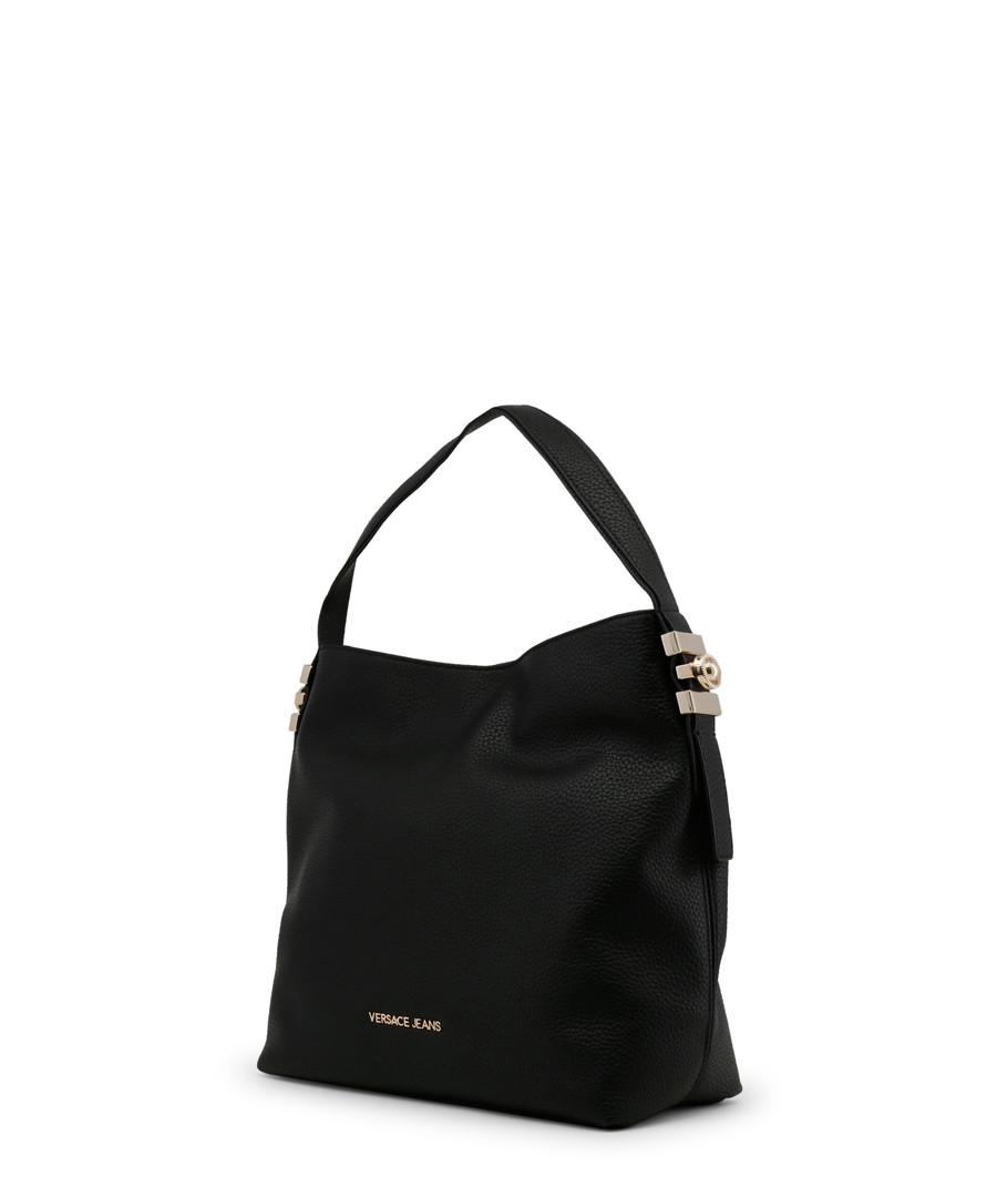 535b5bb285 ... Black classic shoulder bag Sale - versace jeans