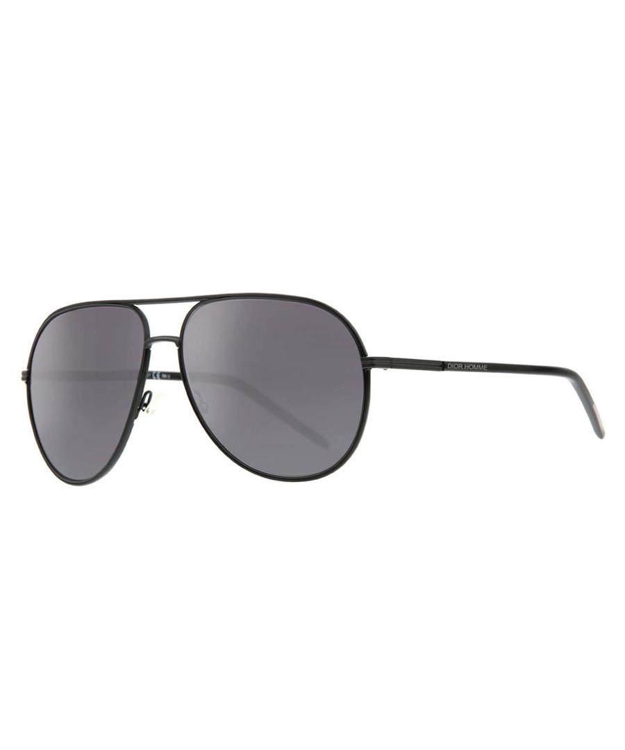 cd84d65400d2 Black   grey aviator sunglasses Sale - dior