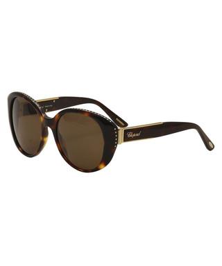 b75af43e7a11 Brown tortoiseshell sunglasses Sale - CHOPARD Sale