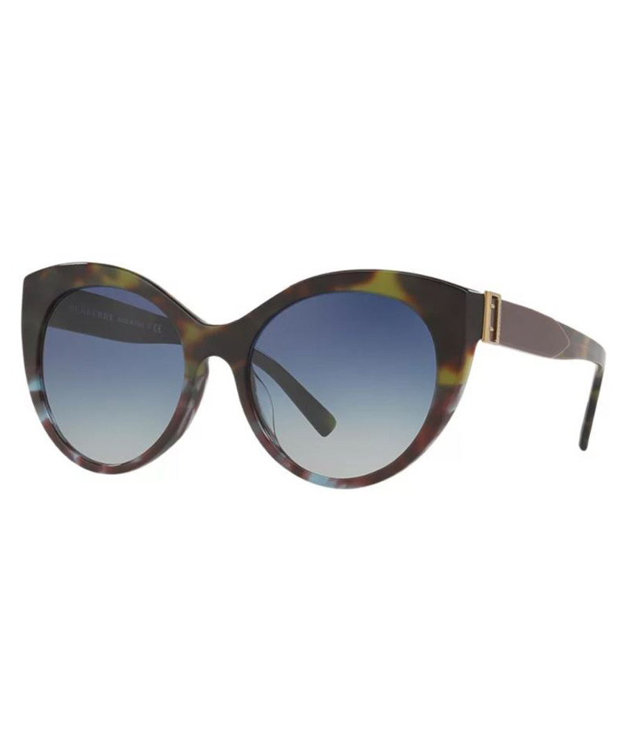 Blue Havana sunglasses Sale - burberry