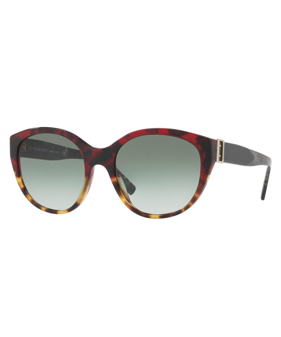 Multi-colour print sunglasses Sale - burberry