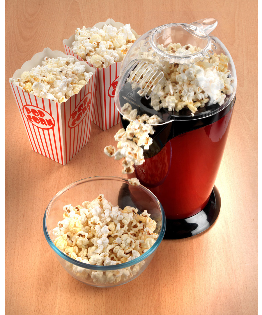 Red air popcorn maker 1200W Sale - Giles and Posner