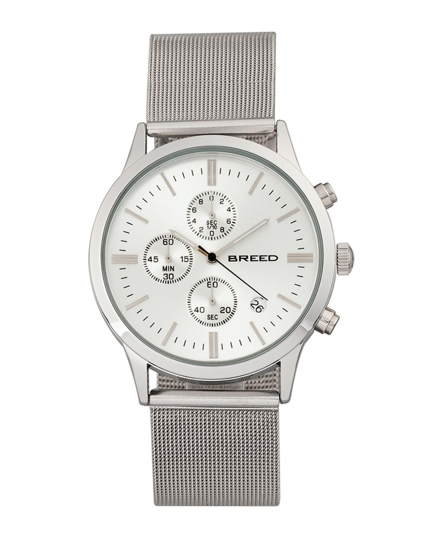 Espinosa silver-tone mesh watch Sale - breed
