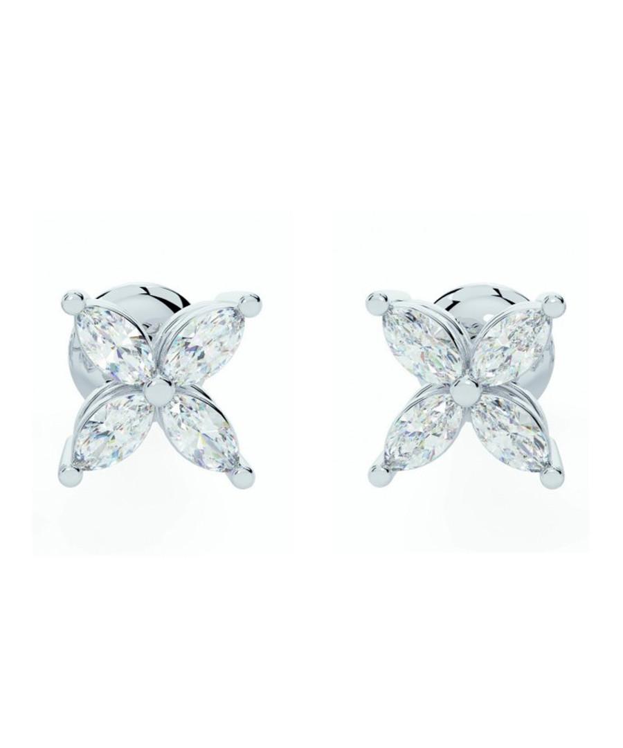 0.4ct marquise diamond earrings Sale - Buy Fine Diamonds