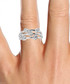 0.5ct diamond & white gold bubble ring Sale - buy fine diamonds Sale