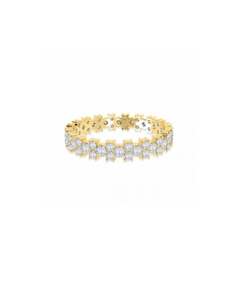 1ct diamond & gold eternity ring Sale - buy fine diamonds