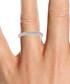 Diamond & platinum half eternity ring Sale - Buy Fine Diamonds Sale