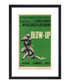 Blow-Up green framed print Sale - The Art Guys Sale