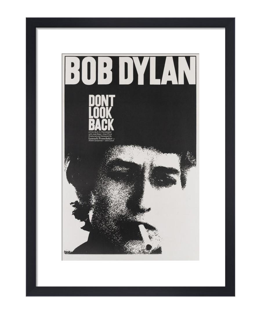 Don't Look Back framed print Sale - The Art Guys