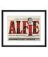 Alfie framed print Sale - The Art Guys Sale
