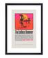 The Endless Summer framed print Sale - The Art Guys Sale