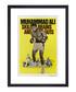 Muhammad Ali framed print Sale - The Art Guys Sale