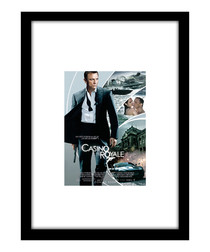 Casino Royale framed print